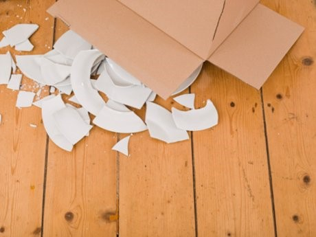 Even professional movers make mistakes sometimes. Make sure you're insured to protect both you and your client in the event something happens.